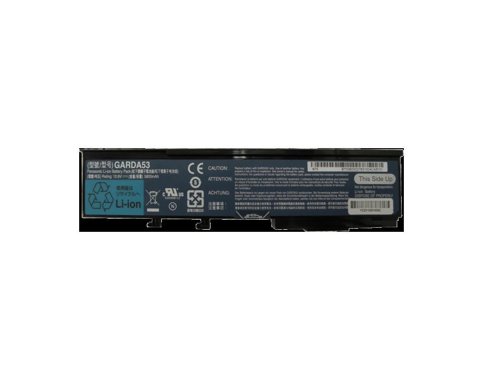 Bateria Notebook 11.1v 4400Mah Acer Aspire 3620 2420