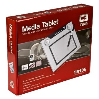 Mesa Digitalizadora C3Tech TB106