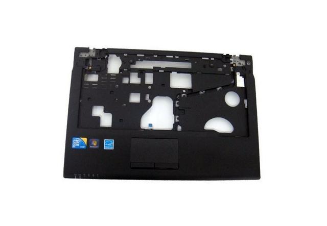 Carcaça Superior C/ Touchpad Notebook LG R480 Preta - Semi Nova