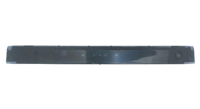 Regua Painel e Botão Power Notebook LG R480 Preta - Semi Nova