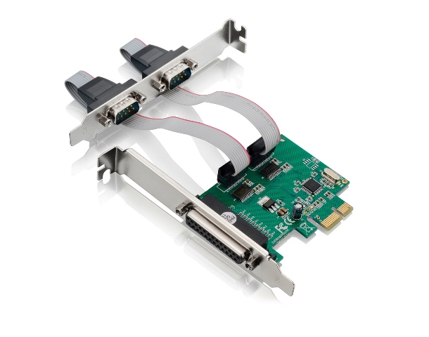 Placa Pci Express Multilaser 2 Serial +1 Paralela - GA128