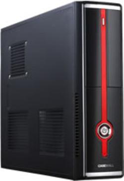 GABINETE ATX CASEMALL S101A SLIM CASE RED