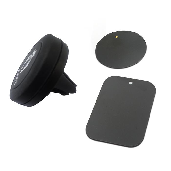Suporte Veicular Universal Magnético Imã Montável P/ Celular - FA0064