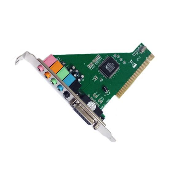 Placa de Som 5.1 Canais GV Brasil PCI.015 PCI