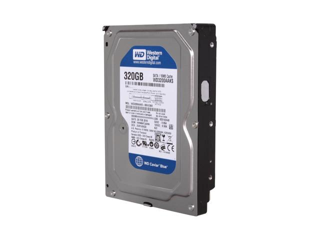 HD 320GB SATA P/ DESKTOP WESTERN DIGITAL