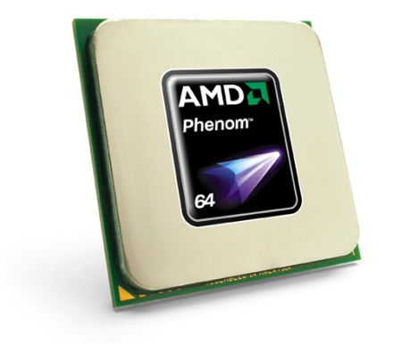 Processador Amd Phenom 9600 2.3ghz am2/am2+ OEM