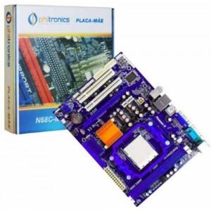 PLACA MÃE PHITRONICS N68C-M3 AM3 DDR3