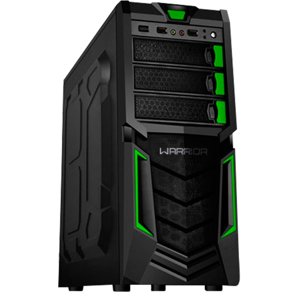 Computador CPU Top Gamer Intel Core I3 6100 Skylake 8GB Ram DDR4 2400Mhz HD 1TB DVD-RW Radeon RX 460 4GB 700W
