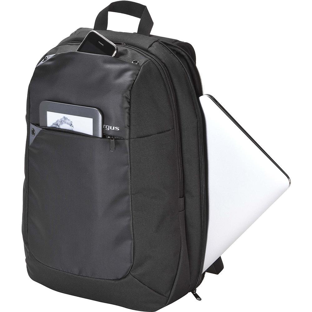 Mochila Targus Notebook  até 15.6 Polegadas TSB515US - Preto/Cinza