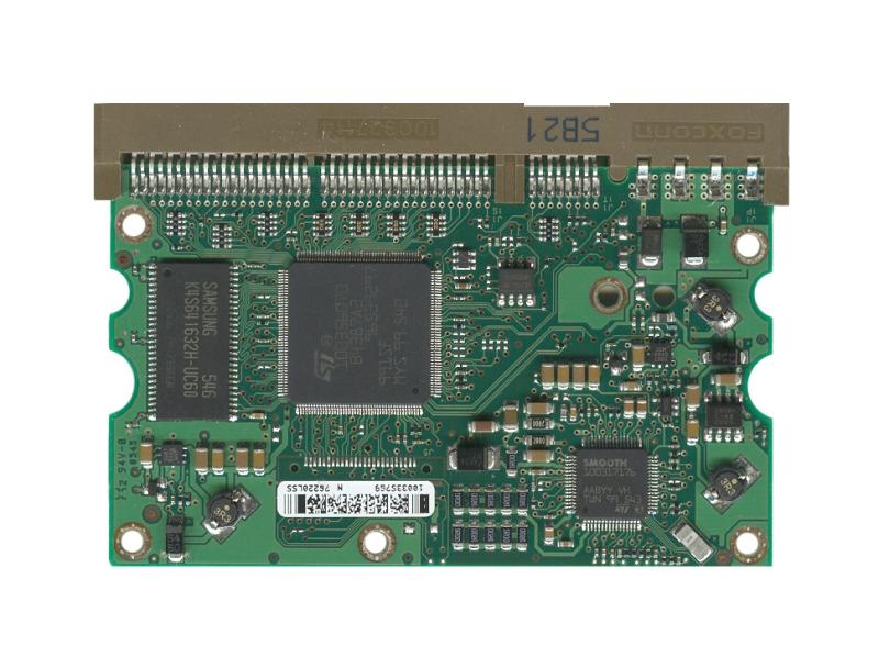 Placa Lógica HD Seagate 400GB FirmWare 3.03 IDE 3.5 Polegadas 7200rpm - ST3400832A