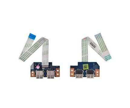 Placa Conector USB 455MM5B0L Notebook Acer Z5WAH