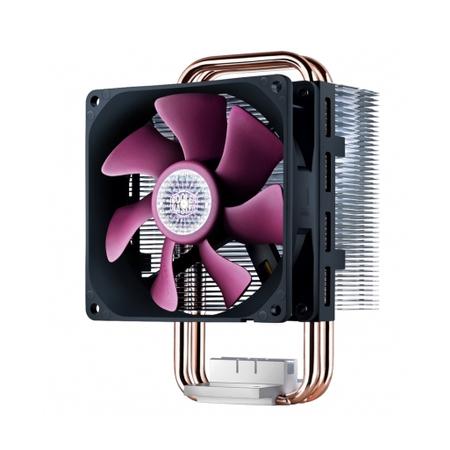 Cooler Master Blizzard T2 CPU LGA 1156 1155 775 Socket FM1 AM3 - Seminovo