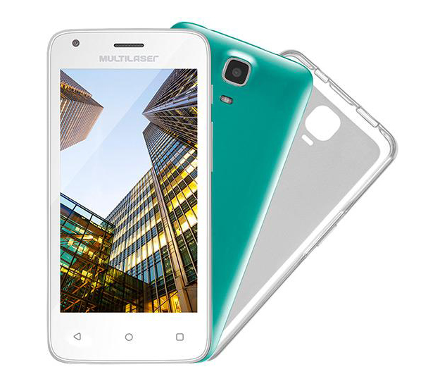 Celular Multilaser MS45S Dual Chip Android 5.1 Tela 4.5