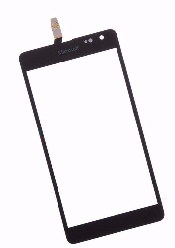Tela Touch Microsoft Nokia Lumia 535 - Preta