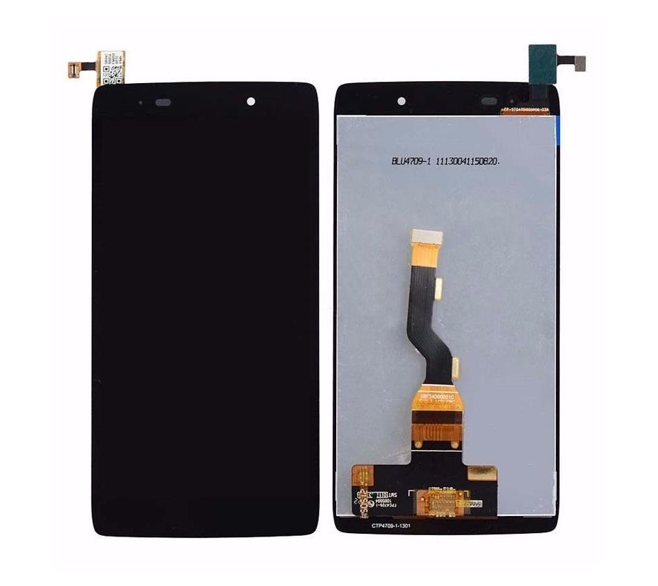 Tela Touch Display Módulo Alcatel One Touch 3 6039J Preto