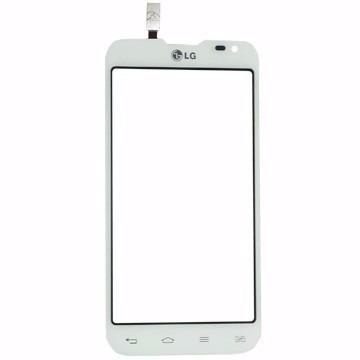 Tela Touch LG L90 Dual D410 - Branco