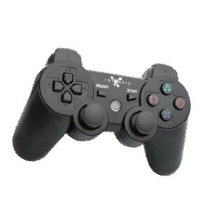 JOYSTICK INTEGRIS DUPLA VIBRAÇÃO E COLISÃO PC/PS2/PS3