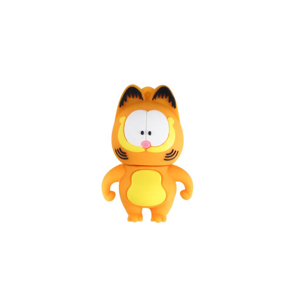 Pen Drive Gato Garfield USB 2.0 8GB