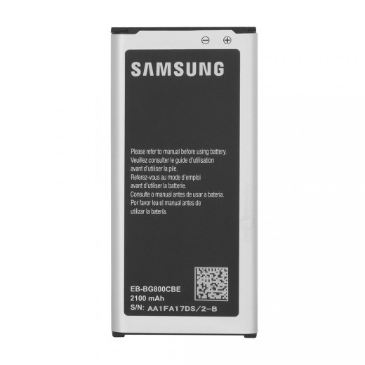 Bateria Galaxy S5 Mini 4.4v 8.09Wh EB-BG800CBE