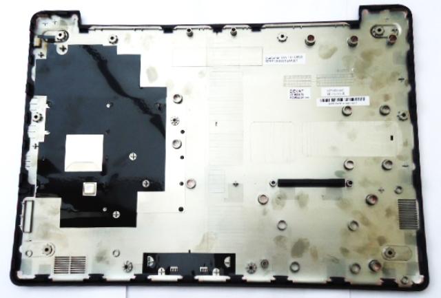 Carcaça Base Notebook Positivo Stilo One XC3570 Preta - Semi Nova