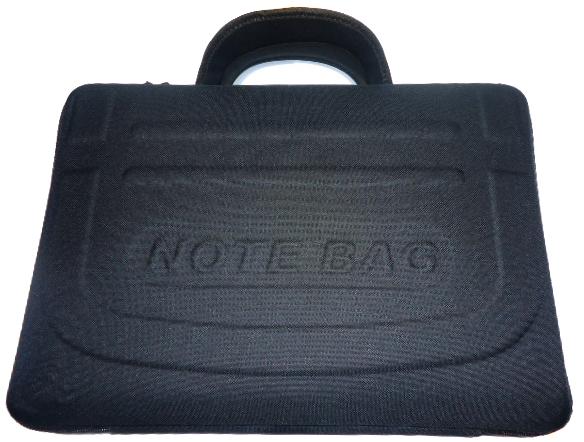 Maleta Anti Impacto P/ Notebook Até 15.6 Polegadas - Preta