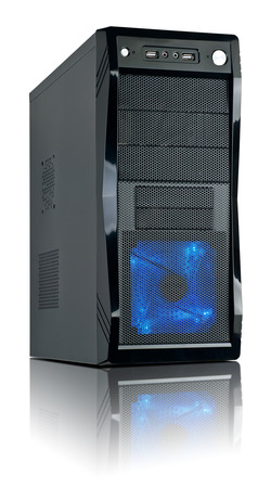 GABINETE GLACIER KB-6388 BLUE LED