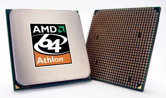 Processador AM2 Athlon LE-1640 AM2 2.7GHz OEM