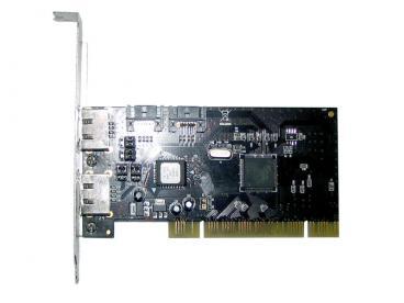 Placa PCI 2 portas SATA II - 2 portas eSATA 9145