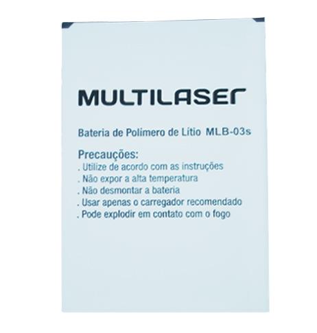 Bateria Celular Multilaser Ms55 4.35v 2500mAh - MLB-03S