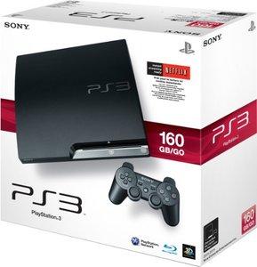 Video Game Sony Playstation 3 SLIM 160GB - BOX