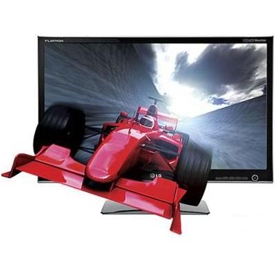 Monitor LG LCD 23´ LED LG 2342P 3D - Full HD (alta definição) - 5ms - HDMI  - com ... f56c3302aa