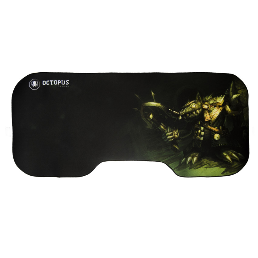 Mousepad Gamer Gigante Octopus Colossus Rat Crossbow 80x35cm 2-0103-560