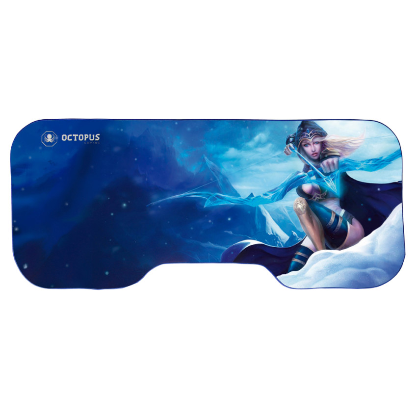 Mousepad Gamer Gigante Octopus Colossus 80x35 Cold Ranger 2-0103-562