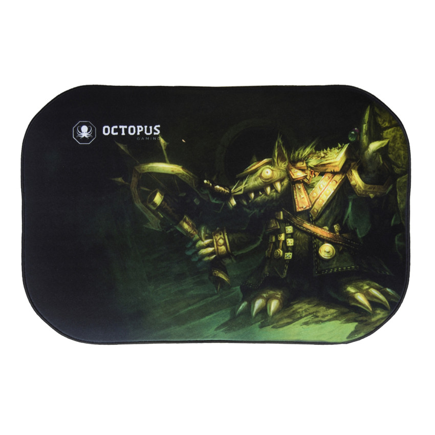 Mousepad Gamer Grande Octopus Giant Rat Crossbow 45x30cm 2-0104-560