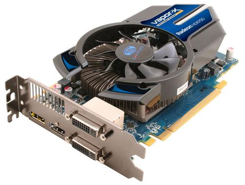 PLACA DE VIDEO SAPPHIRE AMD ATI RADEON HD6750 VAPOR 1GB DDR5 128BIT PCIE 327VXL