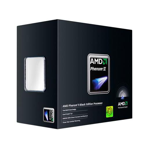 Processador AMD Phenom II X4 960T 3.0GHZ 6MB AM3 Black Edition