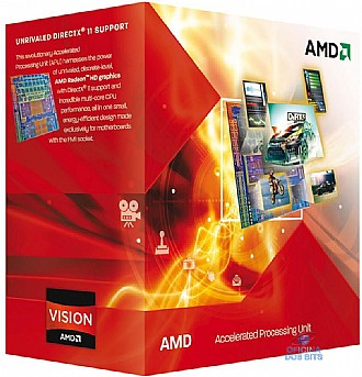 PROCESSADOR AMD FM1 VISION A6 3500 2.1GHZ *BOX*