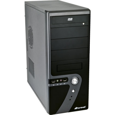 COMPUTADOR I3 2100 / H61 / 4GB / 400GB / DVD-RW / 8600GT GAB PRETO