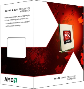 Comp AMD FX4100 3.6GHZ Bulldozer/Asus/4GB/DVD-RW/500GB/Gabinete Preto