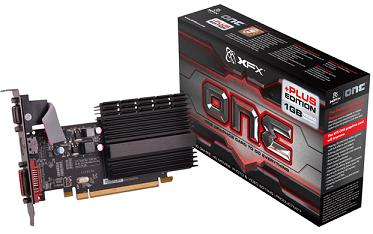 GPU HD XFX ONE 1GB DDR3 PCIE XFX ONXFX1PLS2