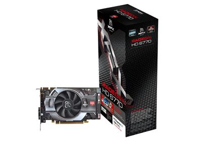 GPU HD6770 1GB DDR5 PCIE XFX HD677XZNLC