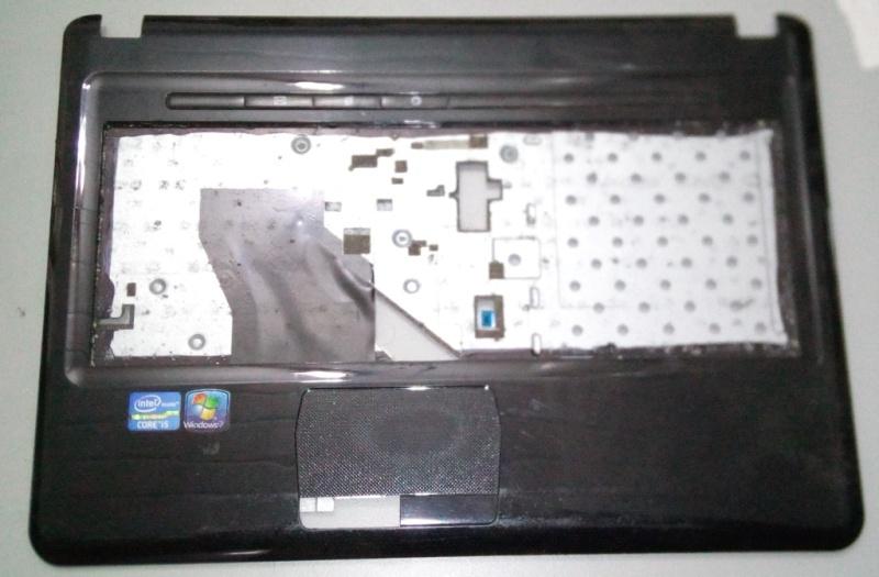 Carcaça Base Touchpad Positivo Sim Sim+ 7400 30b800 Fb6210