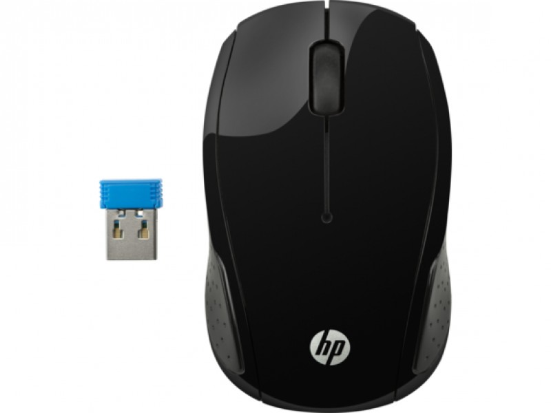 Mouse HP Wireless Sem Fio X200 Oman 1000DPI X6W31A