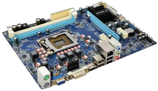 PLACA MÃE INVIX PMH61MB DDR3 LGA1155 (S/V/R)