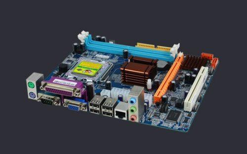 Placa Mãe Skt 775 - G31fccl2 - Chipset - Intel G31