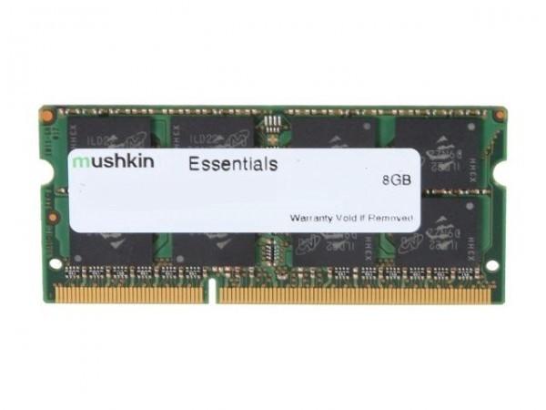 Memória DDR3 PC3L 8GB 1600Mhz p/ Notebook  Mushkin