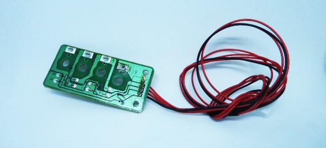 Placa do sensor Impressora Samsung SCX-4200