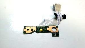 Placa botão power Notebook HP 620