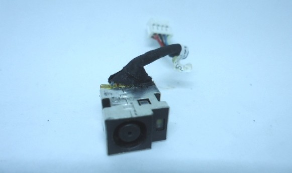 Conector DC Power Jack P/ Notebook HP G4-1000 Series DS0R11AD