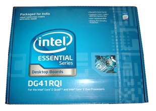 Placa Mãe Intel DG41RQI - Ddr2 775 Box